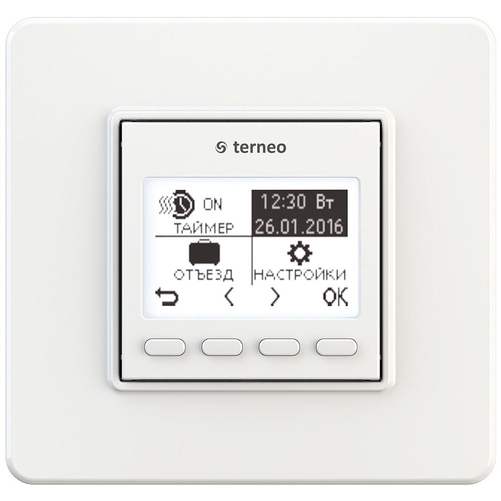 Регулятор теплого пола Terneo Терморегулятор pro регулятор теплого пола terneo терморегулятор pro