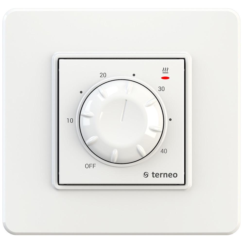 Регулятор теплого пола Terneo Терморегулятор rtp регулятор теплого пола terneo терморегулятор pro