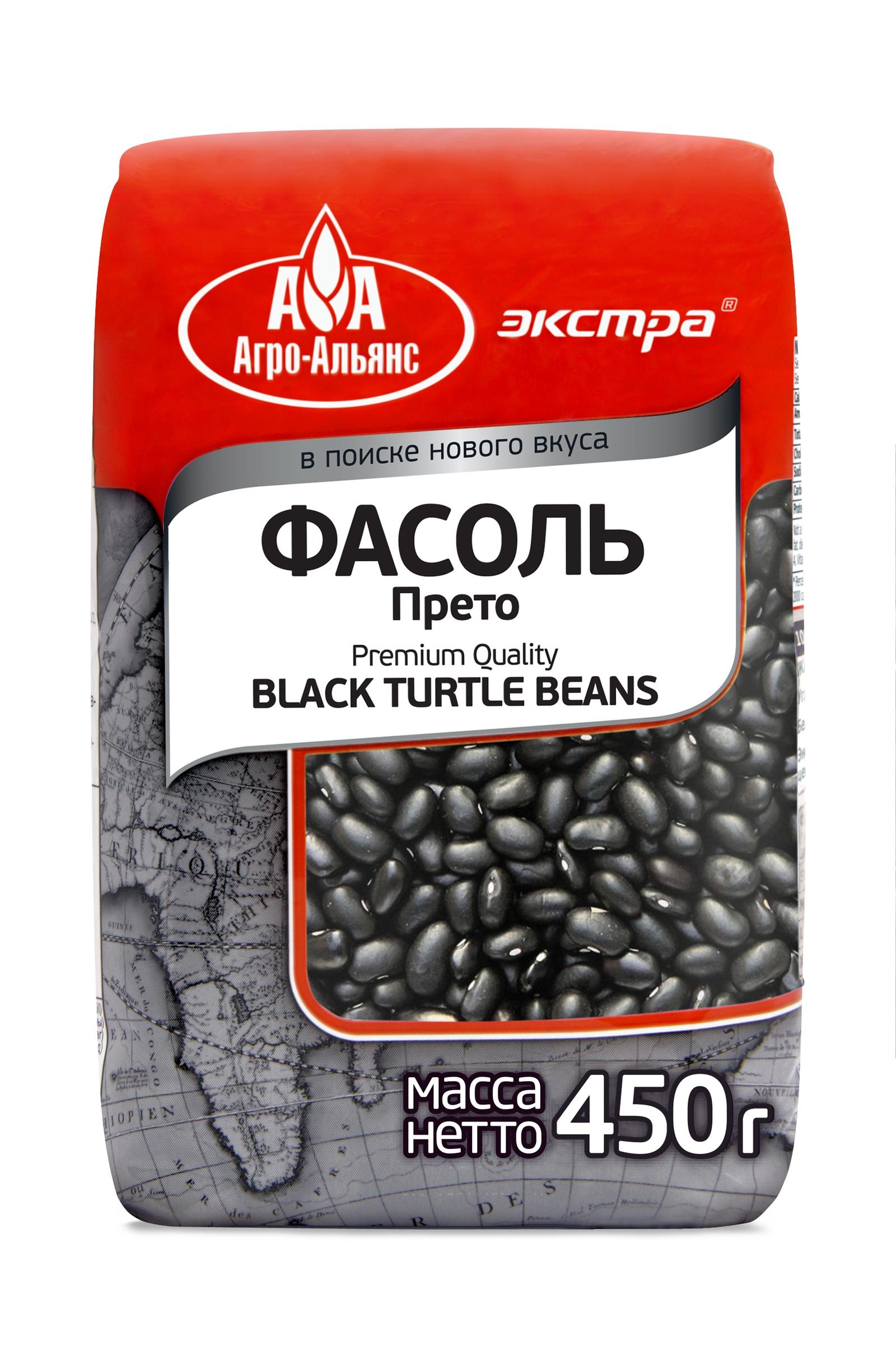 Фасоль сушеная Агро-Альянс ОФ000062878, 450 Агро-Альянс