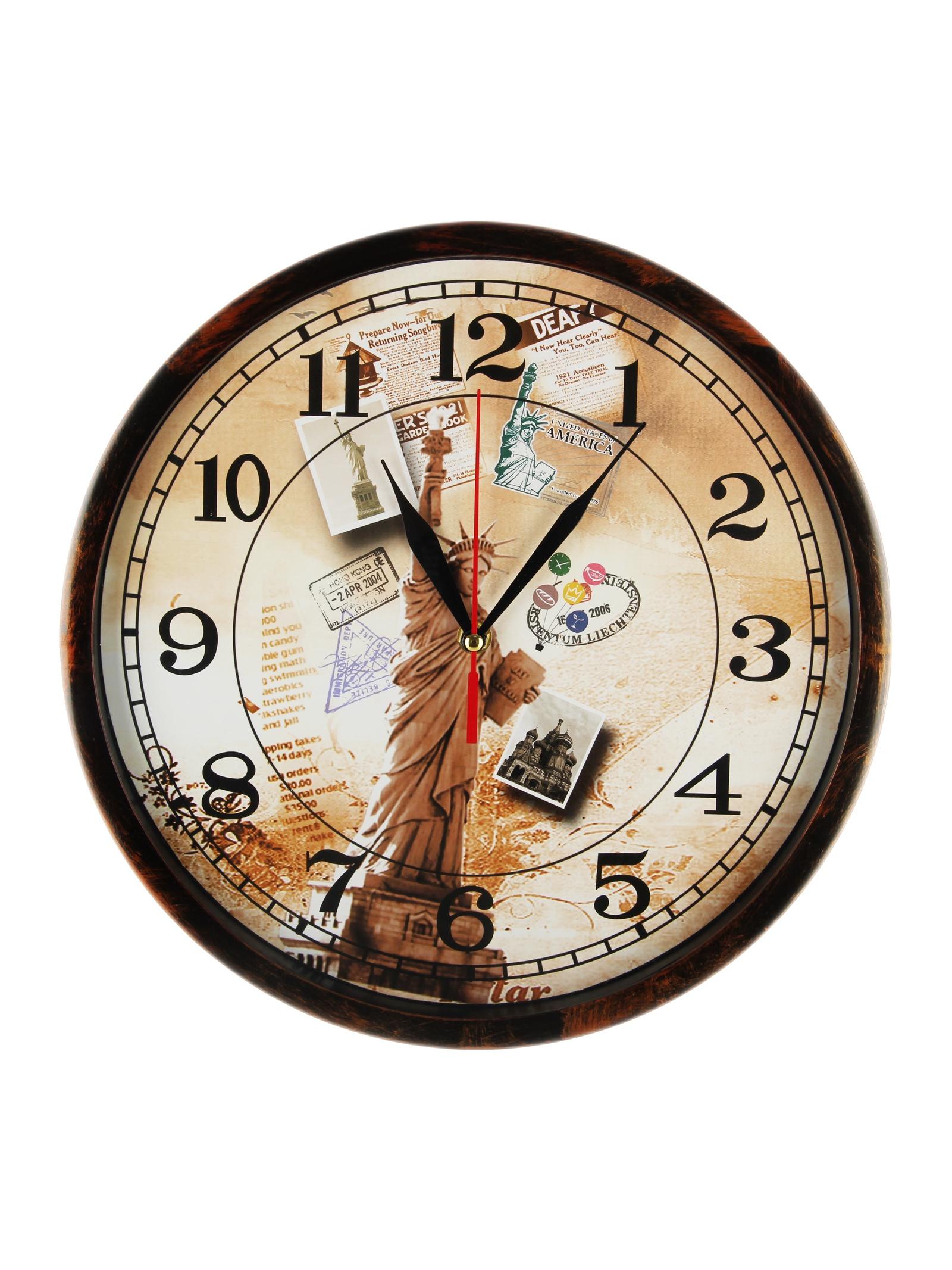 Настенные часы Коралл 2267