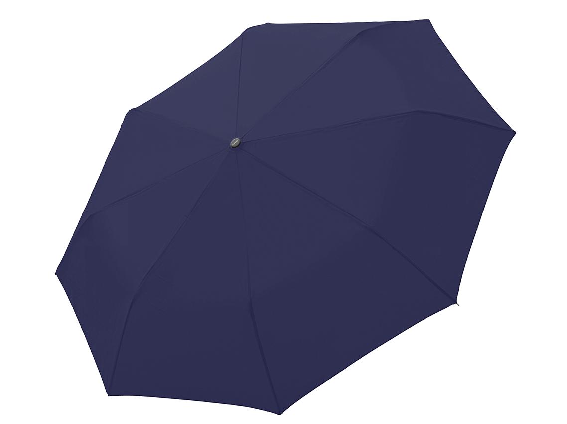 Зонт Doppler Uni, темно-синий зонт doppler 730163 3 yellow