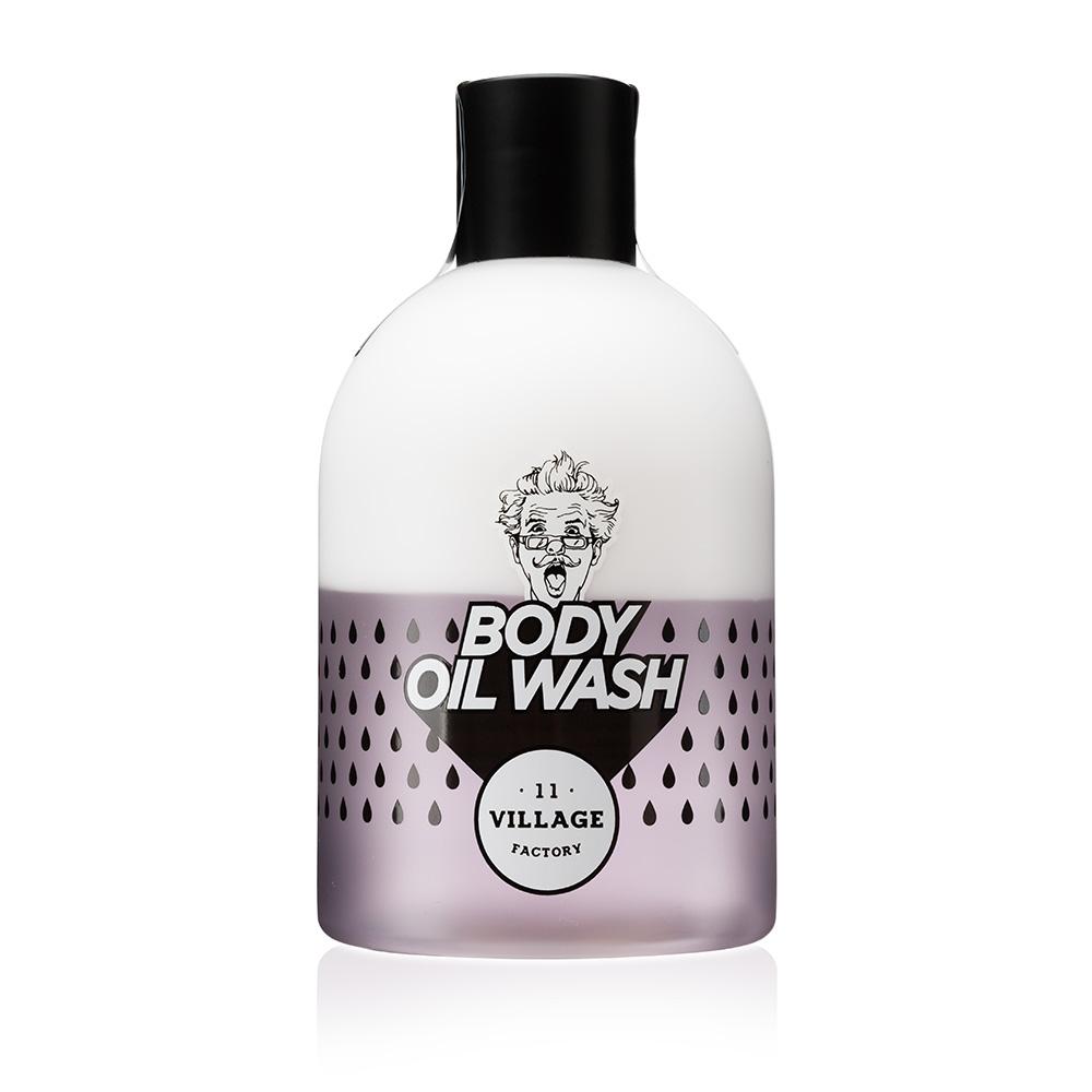 Гель для душа Village 11 Factory Relax-day Body Oil Wash