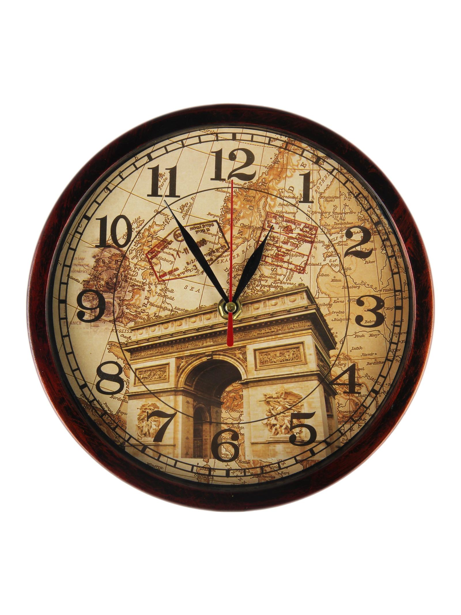 Настенные часы Коралл 2260