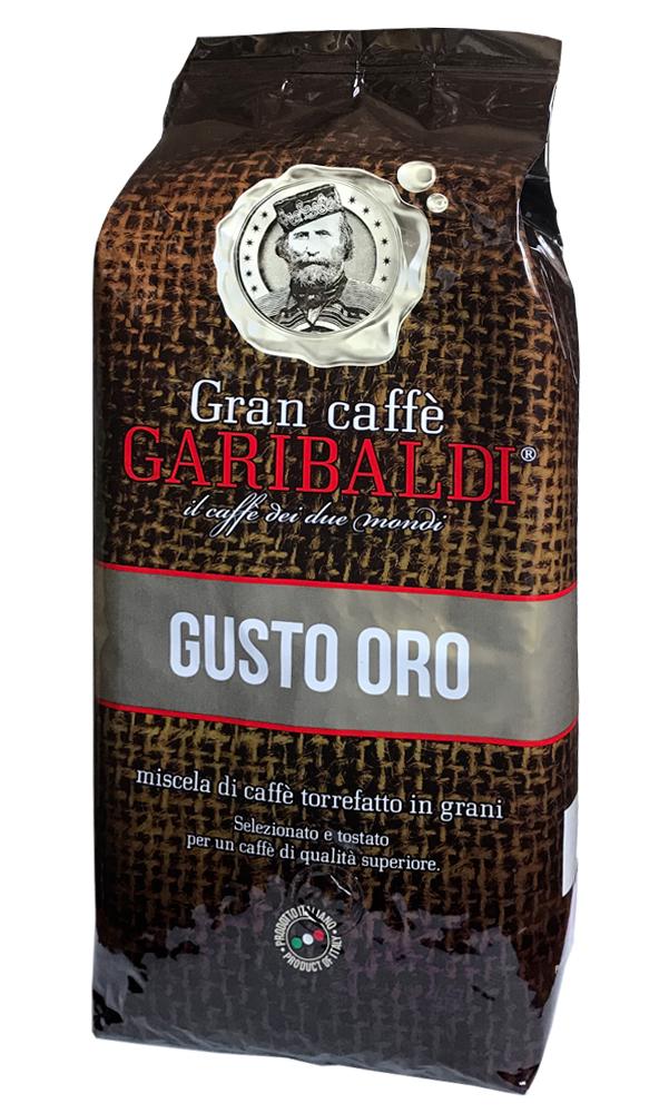 Кофе в зернах Garibaldi Gusto Oro, 1 кг8033120990120Зерновой кофе GARIBALDI GUSTO ORO – это яркая пробуждающая смесь лучших сортов Робусты из Вьетнама и Уганды богатых кофеином и антиоксидантами, с добавлением Арабики из Бразилии и Эфиопии. Как говорит название – это вкус золота, с нежным золотистым оттенком. Кофе Gusto Oro придает напитку вяжущий вкус, густую консистенцию, пикантную кислинку, ярко-выраженный сильный вкус и карамельно-шоколадный аромат, оставляет невероятно приятное послевкусие!
