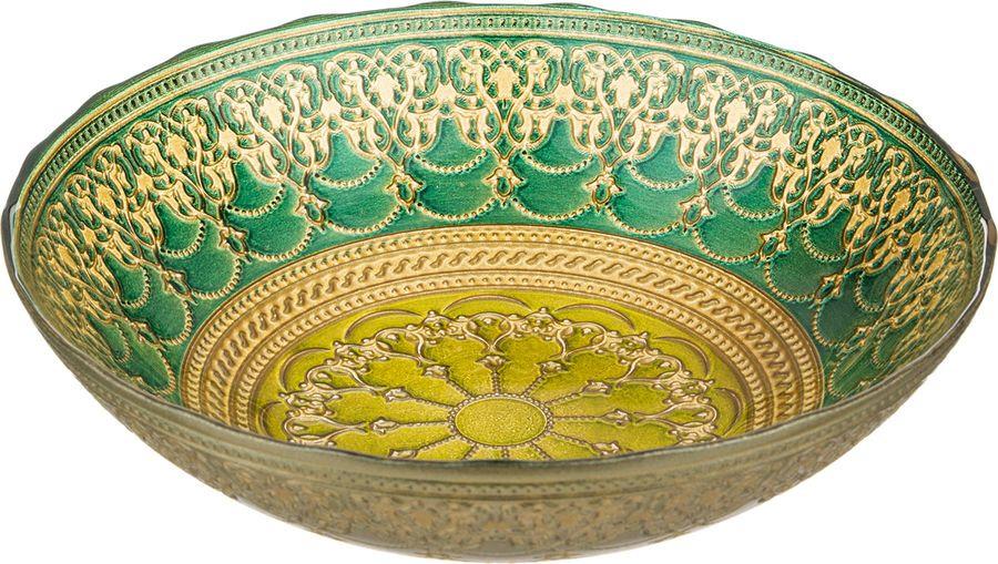 Салатник Agness Роксалана, 484-347, мультиколор, диаметр 25 см
