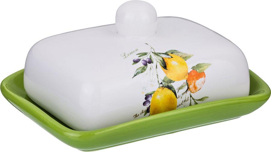 Масленка Lefard Итальянские лимоны, 230-171, мультиколор