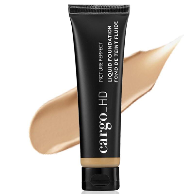 Тональный крем CARGO Cosmetics HD Picture Perfect Liquid Foundation оттенок 4W