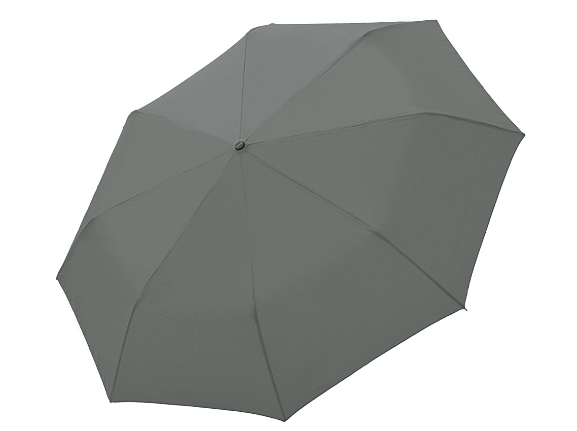 Зонт Doppler Uni, серый зонт doppler 730163 3 yellow