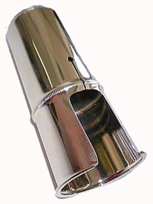Аксессуар для духовых Rigotti CCMя4711-53Никелированный колпачок для кларнета Eb Никелированный колпачок для защиты трости кларнета от повреждений