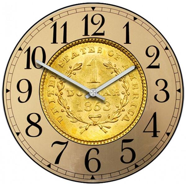 Настенные часы Kitch Clock 3501356