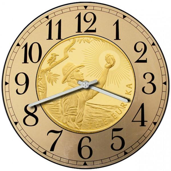 Настенные часы Kitch Clock 3501360
