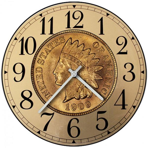 Настенные часы Kitch Clock 40013634001363Механизм: Кварцевый; Корпус: Дерево; Размер: Диаметр 40 см