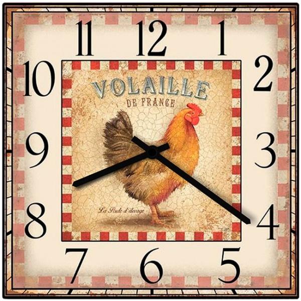 Настенные часы Kitch Clock 3501002 все цены