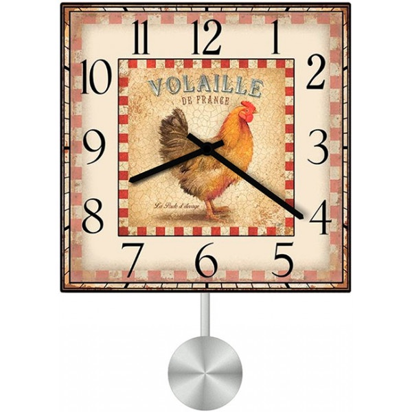 Настенные часы Kitch Clock 3511002 все цены