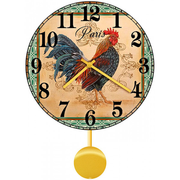 Настенные часы Kitch Clock 3511038 все цены