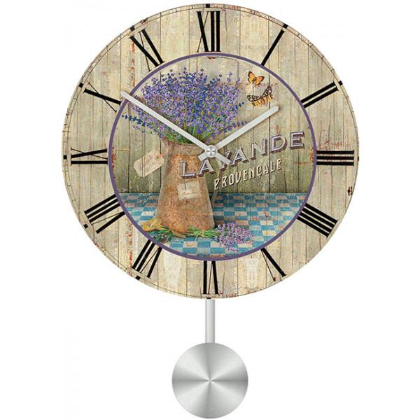 Настенные часы Kitch Clock 4011040 пользовательские обои mural 3d wall mural природные пейзажи водопады и зеленое дерево обои для рабочего стола нетканые настенные пок