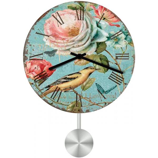 Настенные часы Kitch Clock 4011043 настенные часы kitch clock 3502131