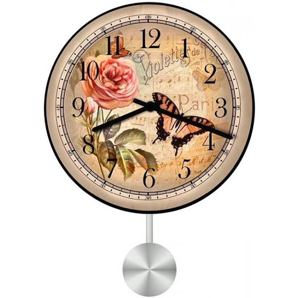 Настенные часы Kitch Clock 4011048 настенные часы kitch clock 3502131