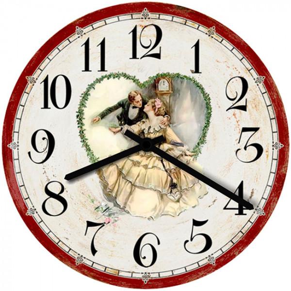Настенные часы Kitch Clock 3001091 часы настенные любовь 95838