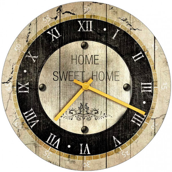 Настенные часы Kitch Clock 4001004 часы настенные arte nuevo sweet home 21 5 см