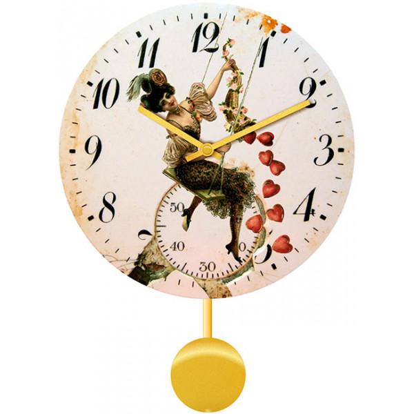 Настенные часы Kitch Clock 4011045 настенные часы kitch clock 3502131