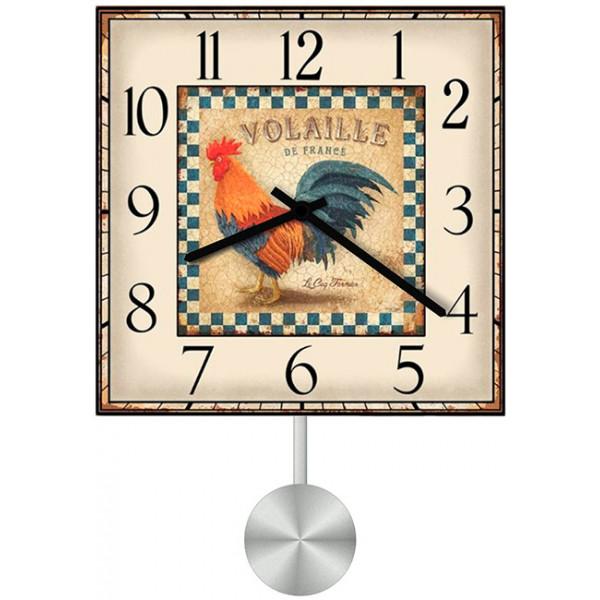 Настенные часы Kitch Clock 3011073 все цены