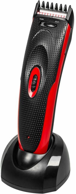 Машинка для стрижки Sinbo SHC 4354S, черный, красный машинка для стрижки волос sinbo shc 4361