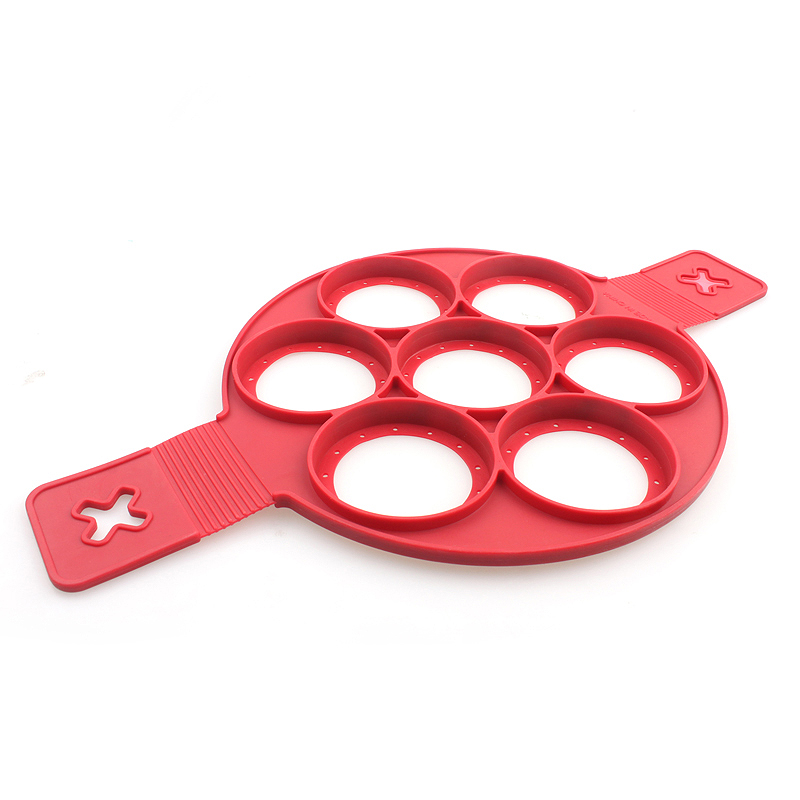 Форма для выпечки Migliores форма для оладий, красный