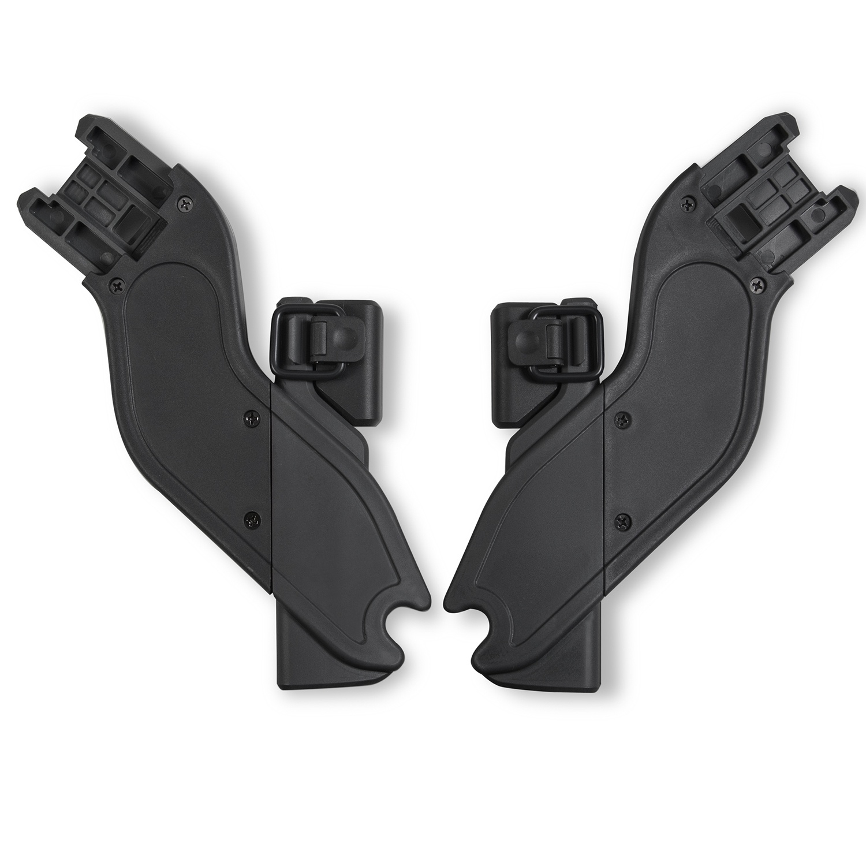 коляски для двойни и погодок Аксессуар для колясок UPPAbaby Нижний адаптер c фиксатором Vista (конфигурация для двойни и погодок)