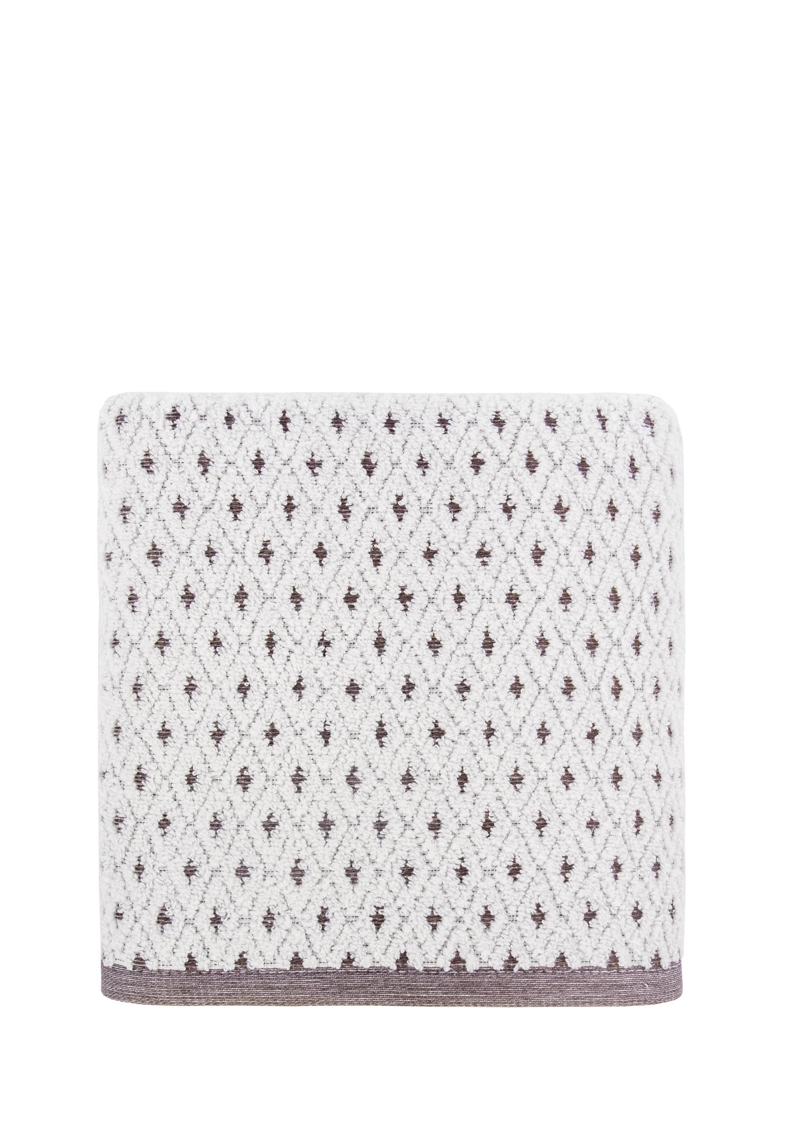 Фото - Полотенце банное Arya home collection Finn кремовый, кремовый полотенца arya полотенце жаккард arya levi бежевый 70 140 см