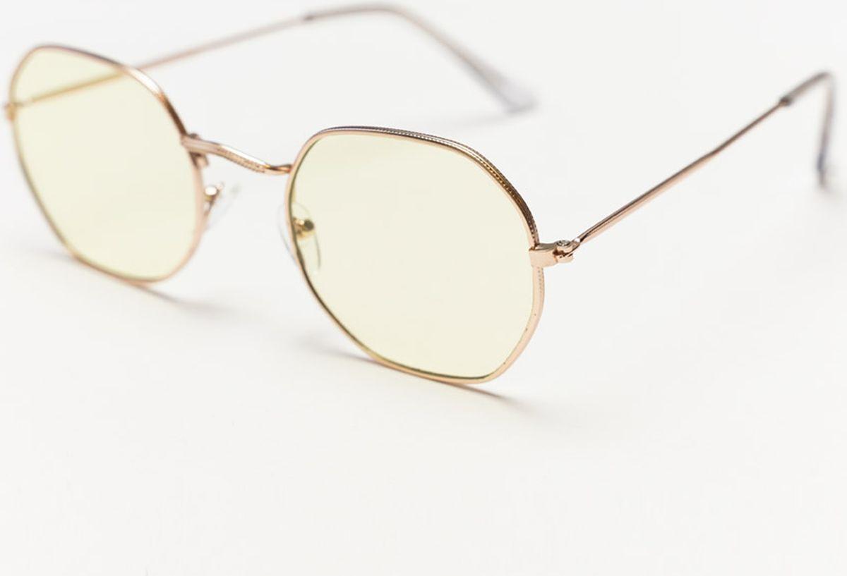Очки солнцезащитные женские ТВОЕ, A4345, желтый