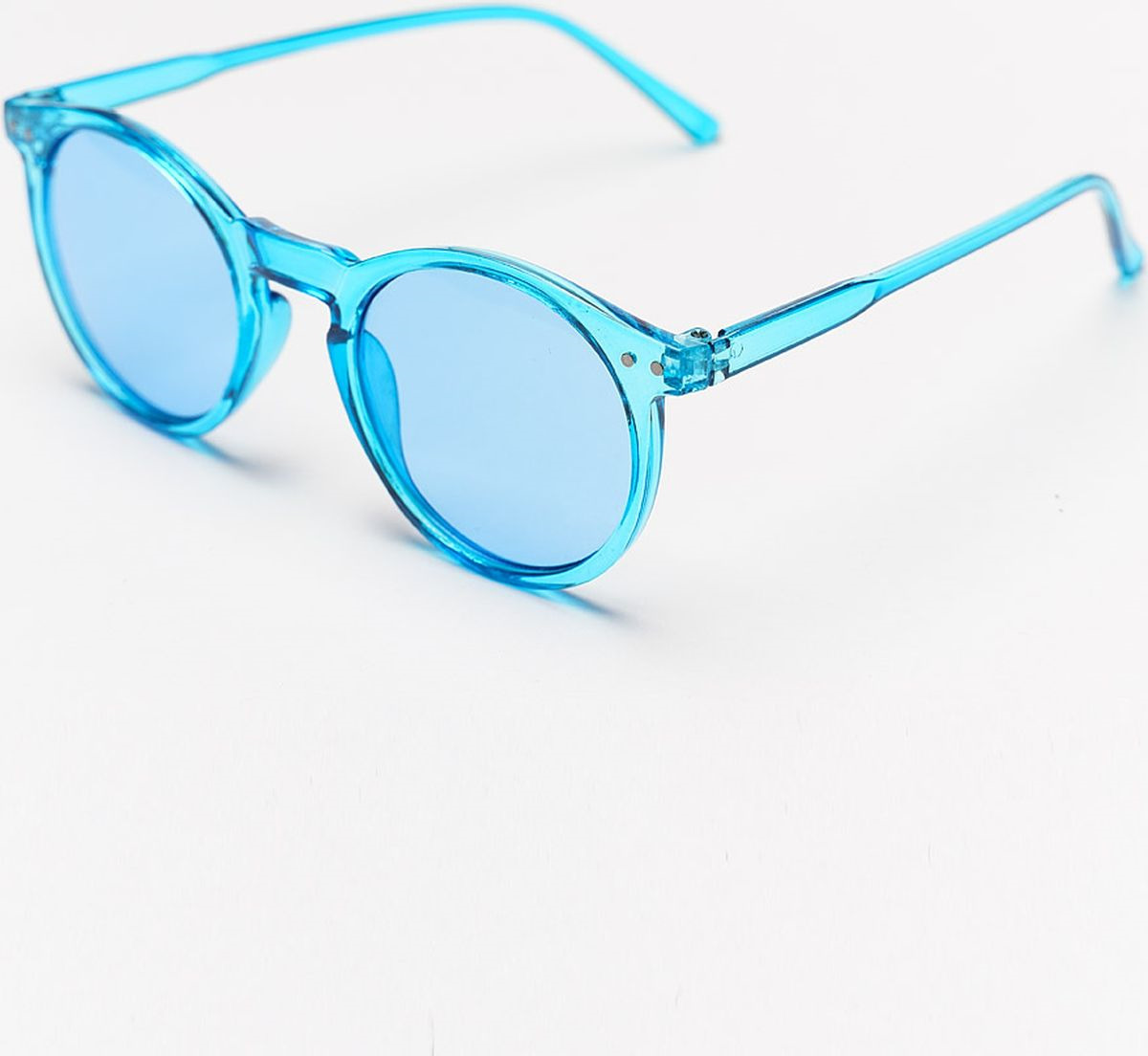 Очки солнцезащитные женские ТВОЕ, A4347, голубой