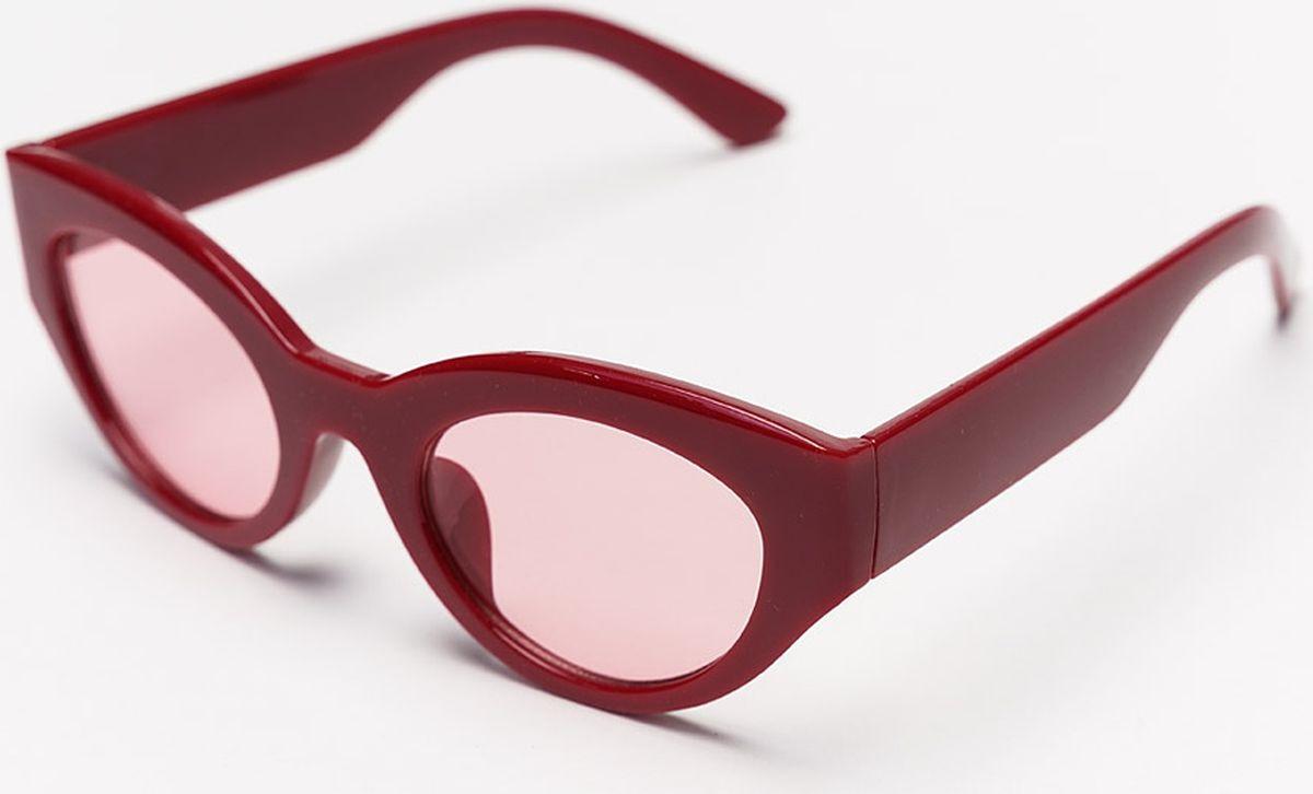 Очки солнцезащитные женские ТВОЕ, A4355, красный