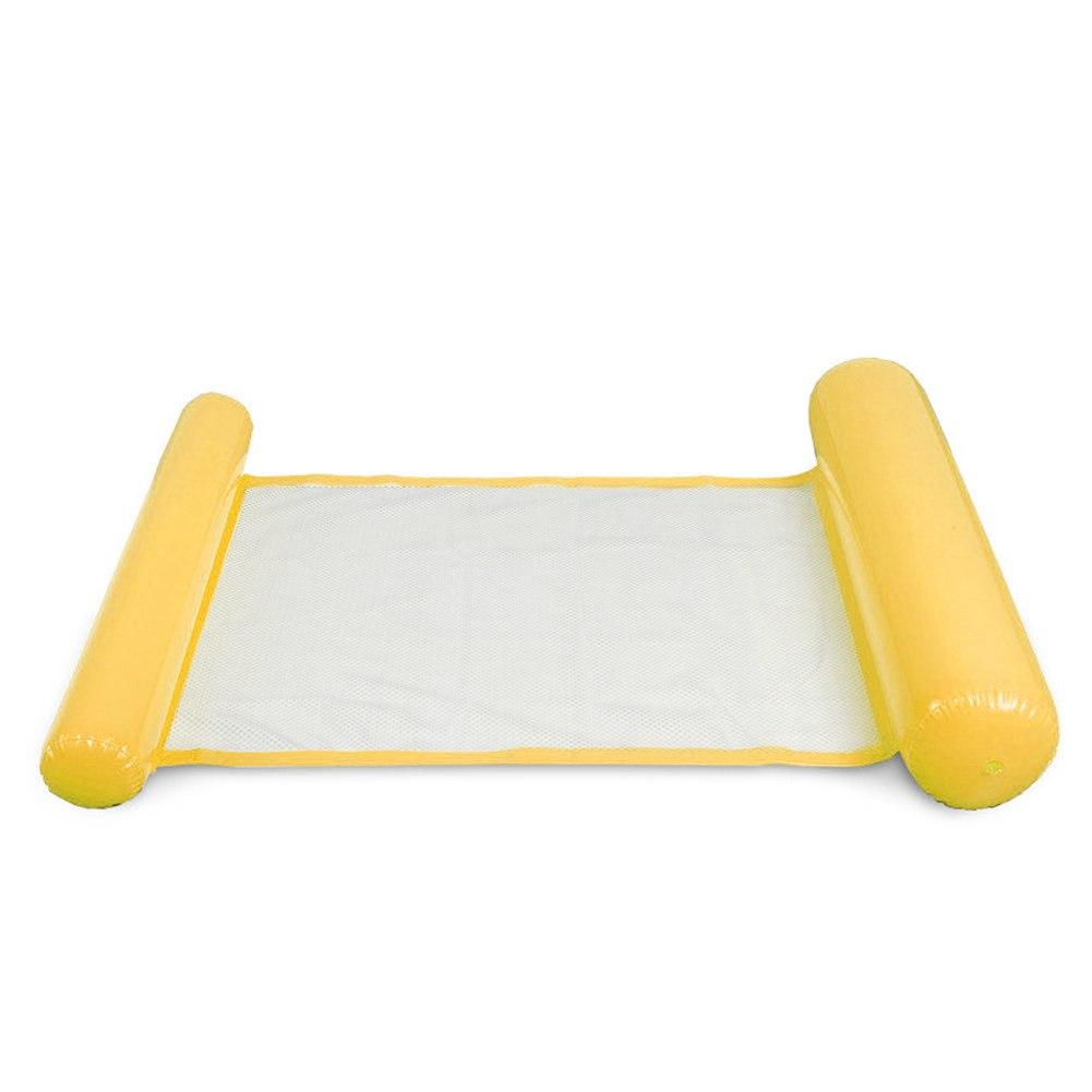Матрас надувной для плавания Migliores Надувной матрас для плавания, желтый