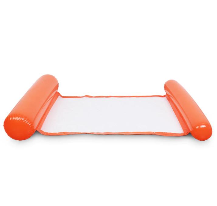 Матрас надувной для плавания Migliores Надувной матрас плавания, оранжевый