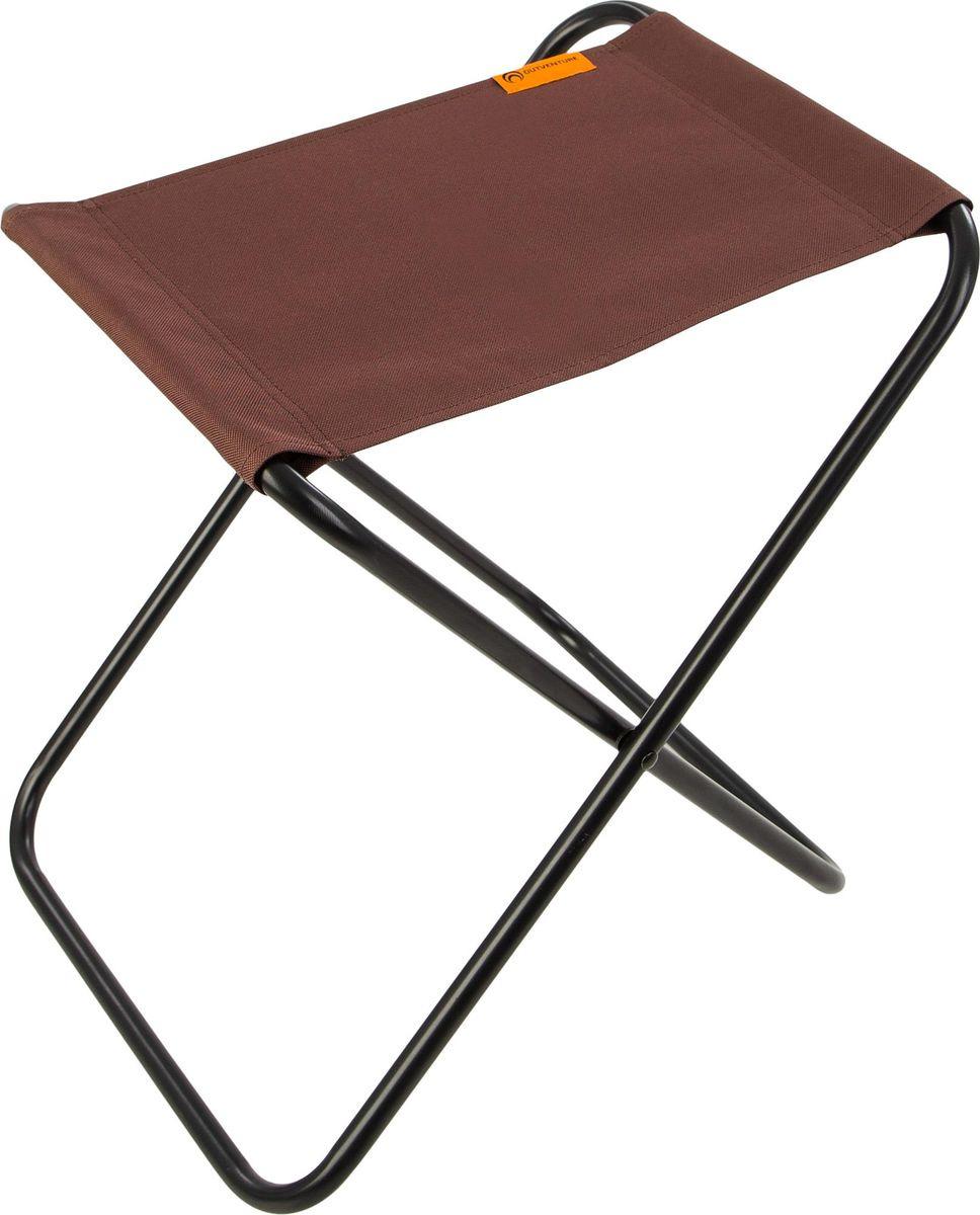Стул-табурет Outventure Foldable Stool Chair, EOUOC005T1, бежевый outventure стул outventure