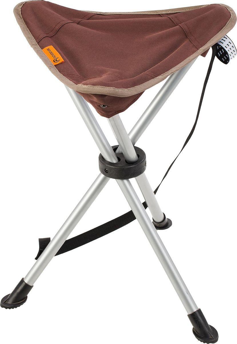 Стул-табурет Outventure 3-Legged Stool Chair, EOUOC007T1, бежевый outventure стул outventure