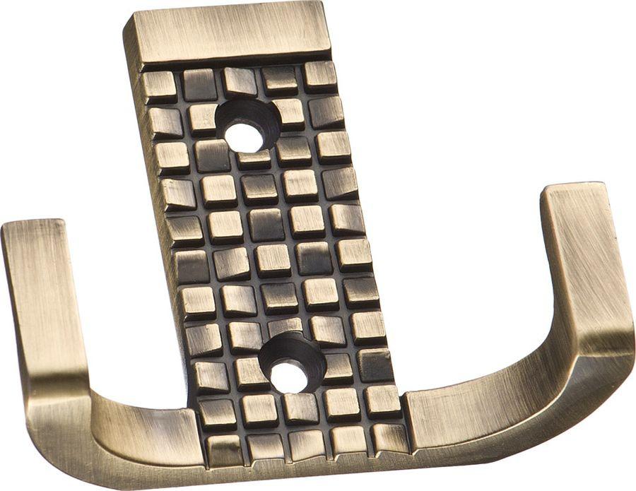 Фото - Крючок мебельный Kerron, KR 0160 AB, бронза, 70 х 60 х 25 мм крючок мебельный kerron kr 0101 ab бронза 70 х 73 х 20 мм