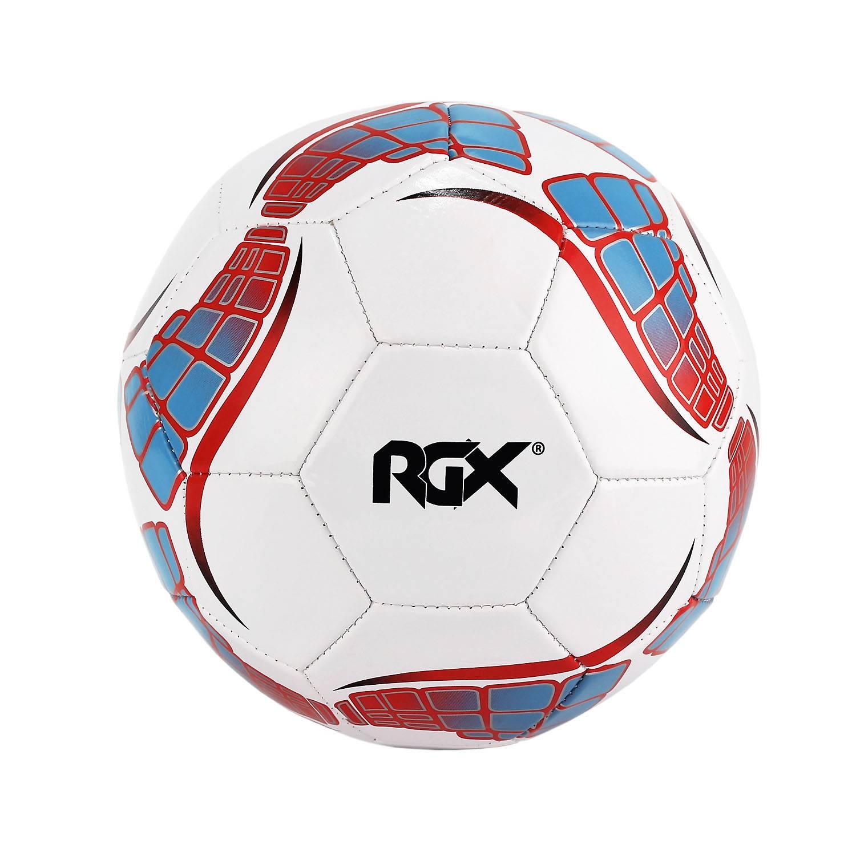 Мяч футбольный RGX FB-1702, белый