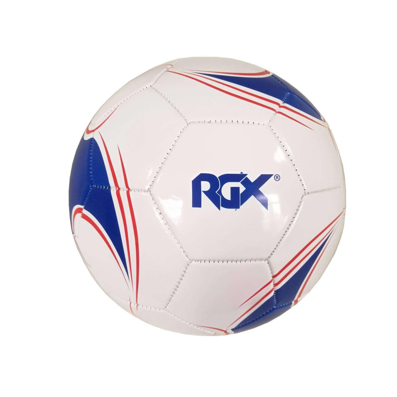 Мяч футбольный RGX FB-1701, белый