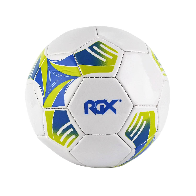 Мяч футбольный RGX FB-1707, белый