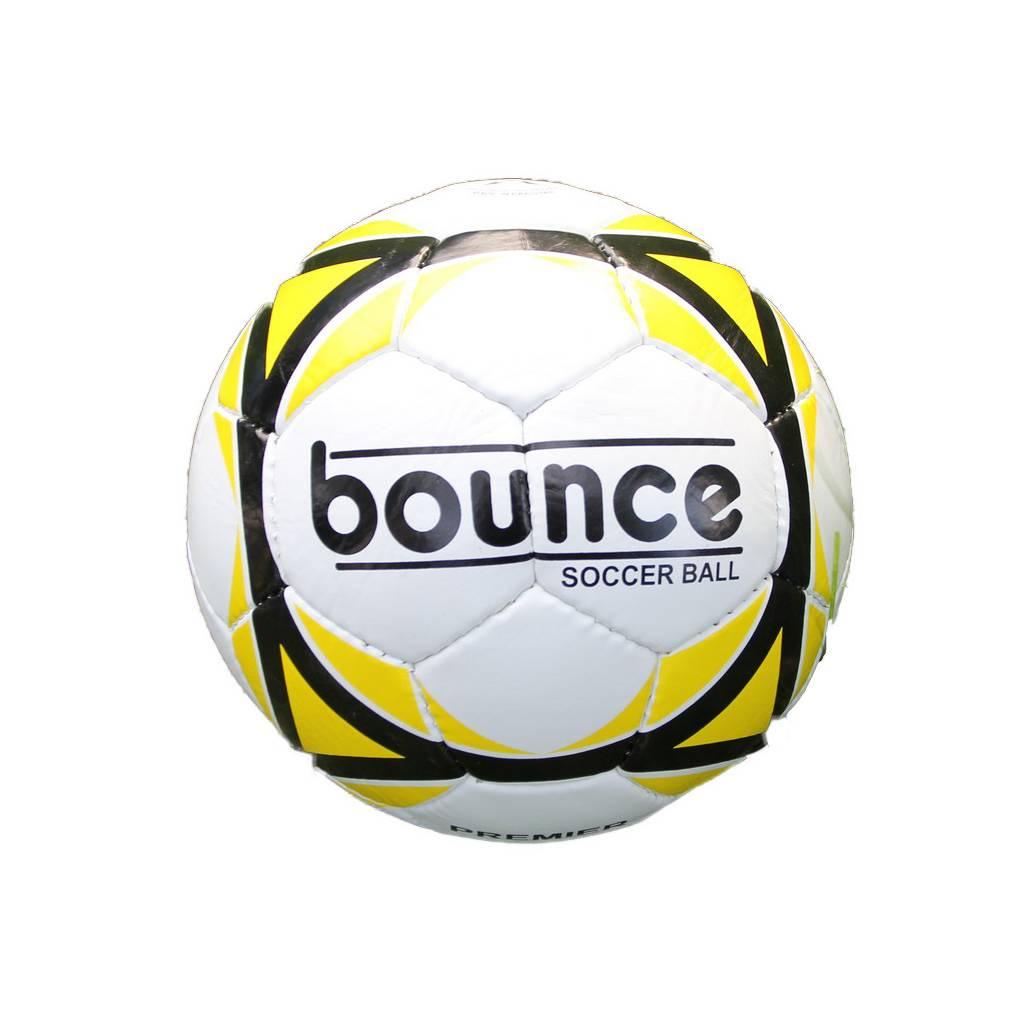Мяч футбольный Bounce FM-002, белый