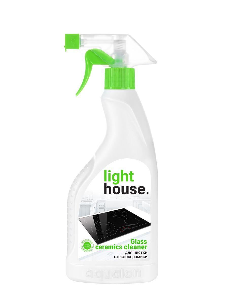 Средство для чистки стеклокерамики LightHouse, 500 мл соколова марина михайловна управленческое консультирование учеб пособие