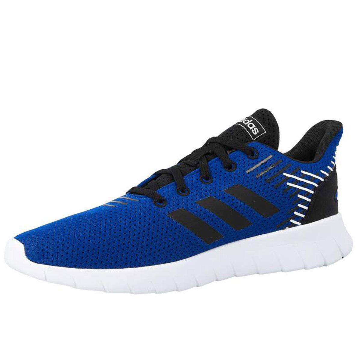 Кроссовки мужские Adidas Asweerun, цвет: голубой. F36996. Размер 7,5 (40)F36996