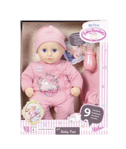 Кукла Zapf Creation Baby Annabell Веселая малышка, 702-604 кукла zapf creation my first baby annabell 700 518 page 8 page 2 page 8