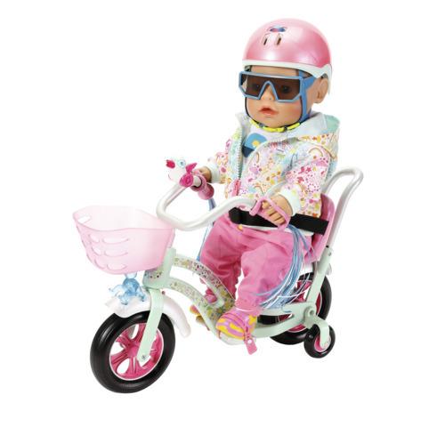 Одежда для кукол Zapf Creation Baby Born  велосипедной прогулки Делюкс, 827-192