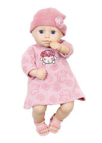 Одежда для кукол Zapf Creation My Little Baby Annabell Платье шапочка и босоножки, 701-843 цена и фото
