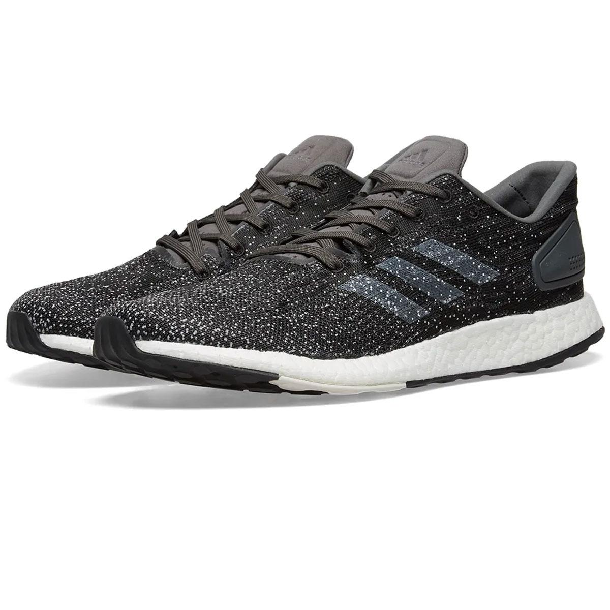 Кроссовки мужские Adidas Pureboost Dpr, цвет: серый. B37787. Размер 9 (42)B37787