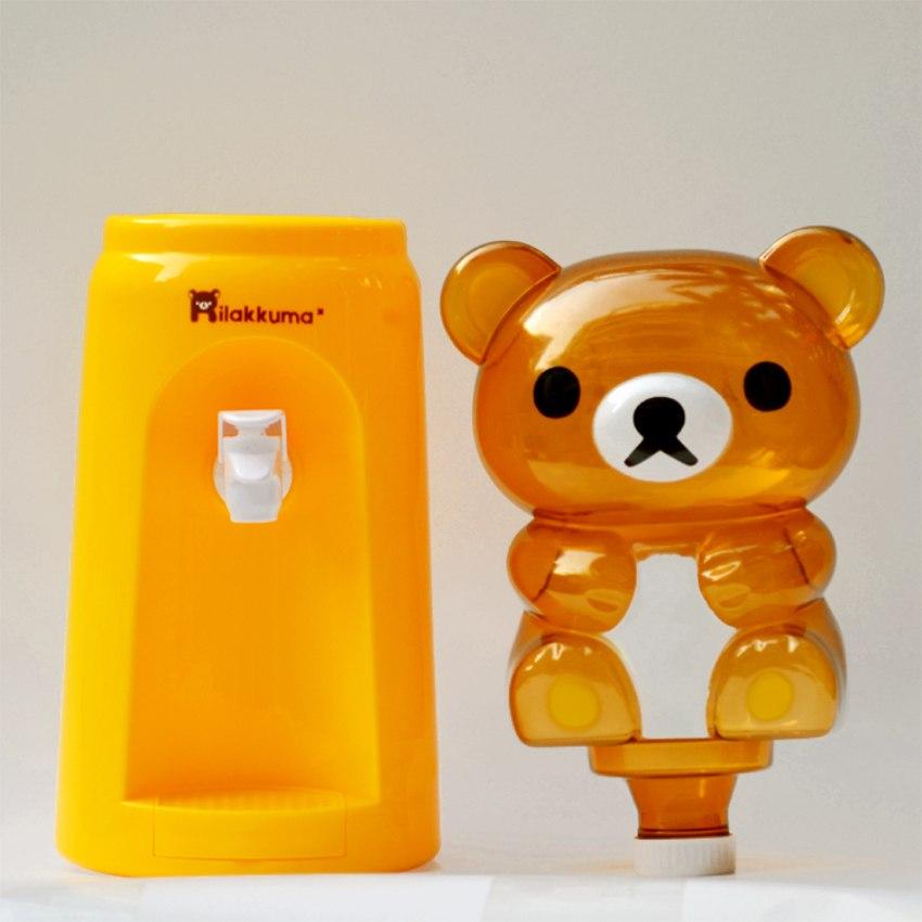 Диспенсер для воды  818164, желтый Детский кулер , как и обычный...