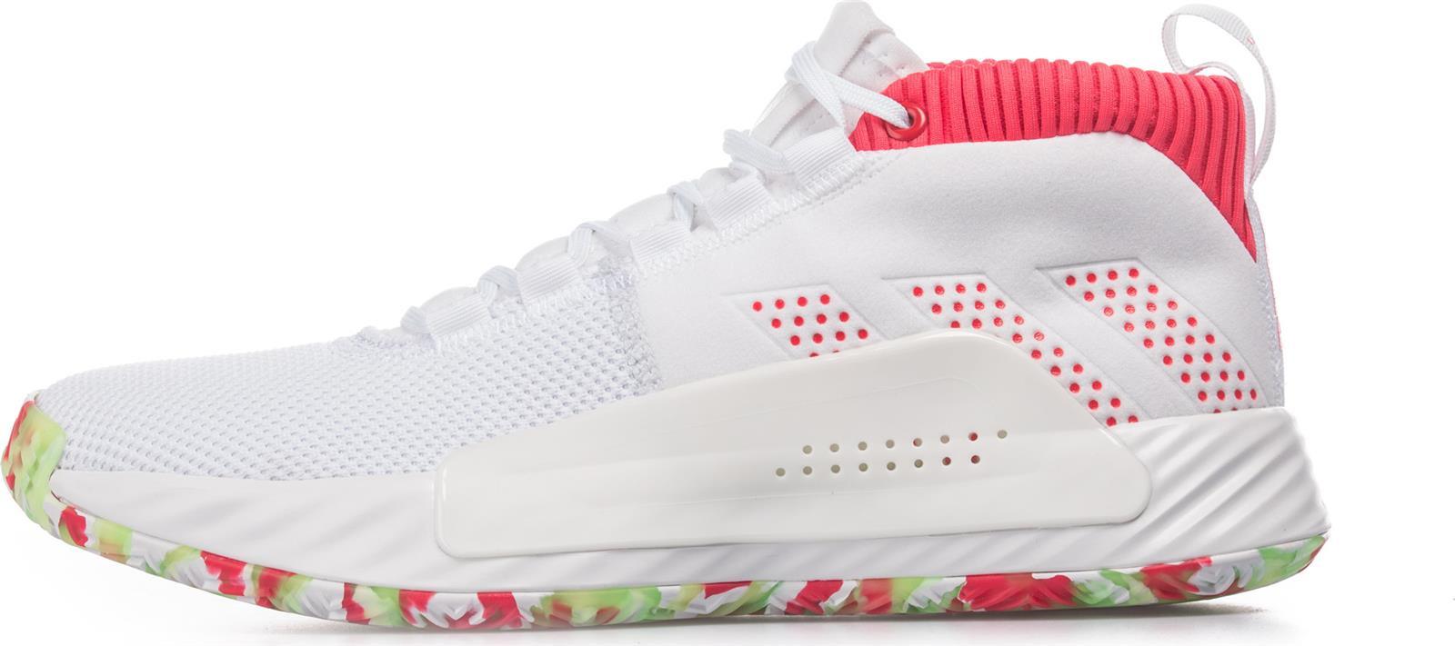 Кроссовки adidas Dame 5 кроссовки детские adidas цвет персиковый ah2616 размер 4 5 36